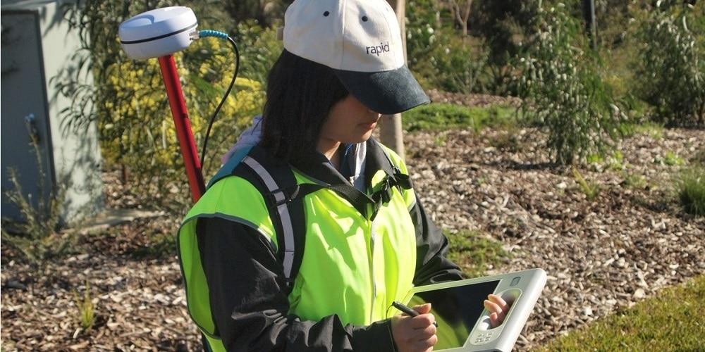 Government field work using Summit LGA