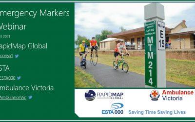 Emergency Marker Webinar April 2021